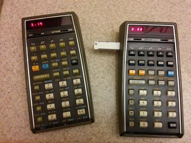HP-65 and HP-67