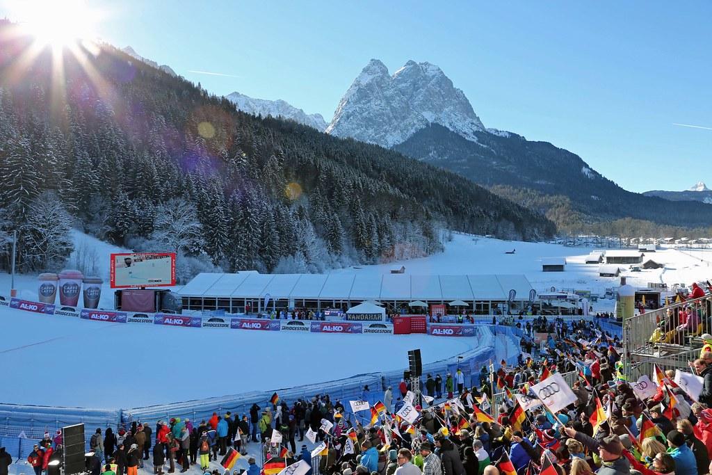 Weltcup Garmisch
