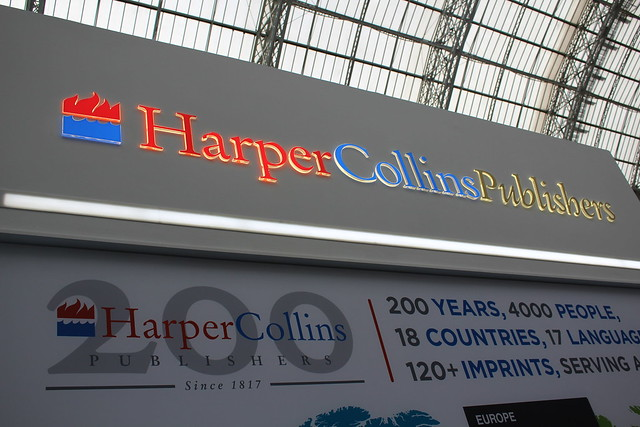 HarperCollins Publishers - London Book Fair 2017