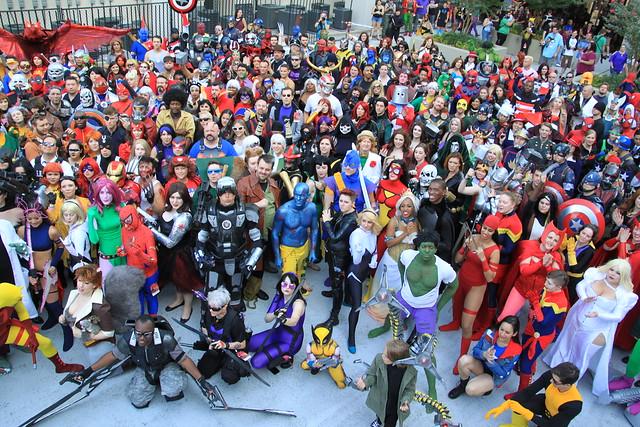 Dragon Con 2015 - Day 3