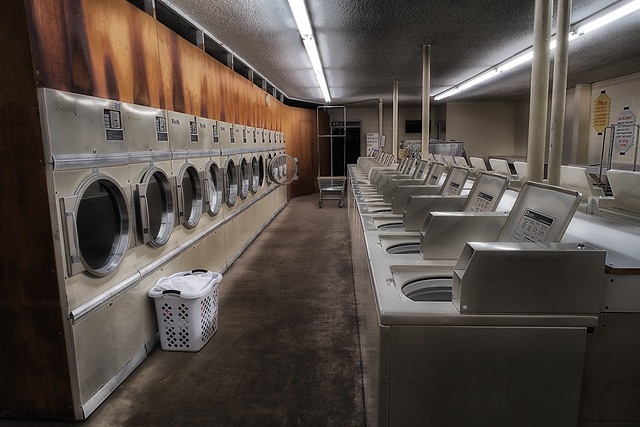 Lonely Laundry