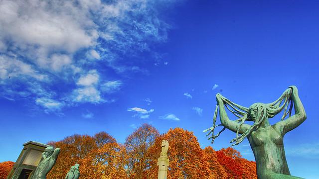Autumn - Oslo