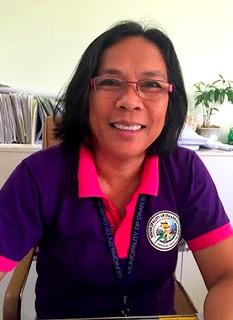 Daanbantayan Municipal Engineer Marina Y. Arcenal | by dilg.yolanda