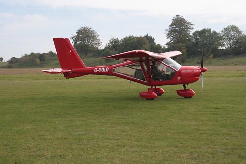 G-YOLO Aeroprakt A-22 L2 Foxbat [PFA 317C-15206] Popham