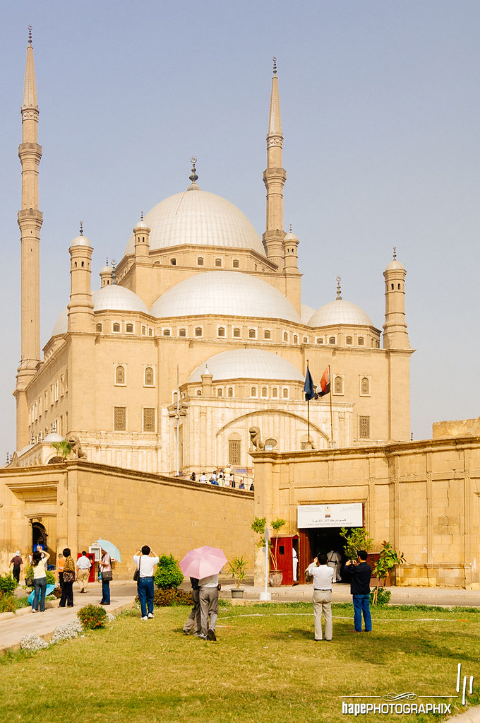 The great Mosque of Muhammad Ali Pasha