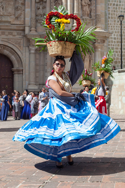 The Wedding Dancer, Oaxaca