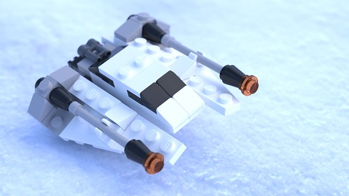 8029 Mini Snowspeeder on Hoth | by SafePit