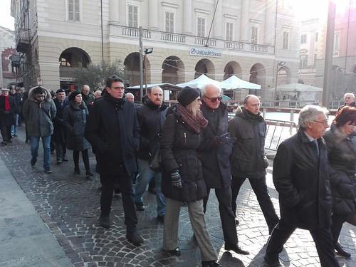 Casale Monferrato, 21/01/2017, 72° commemorazione della Banda Tom   by flavagno