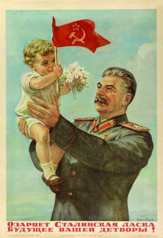 Thank you comrade stalin for my happy childhood | Freedom Toast ...
