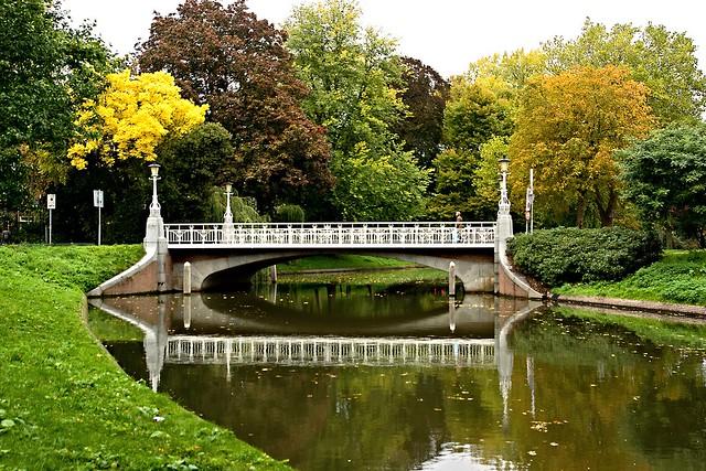 Utrecht in de Herfst /Utrecht in Autumn
