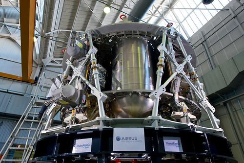 European Service Module   by NASA Orion Spacecraft
