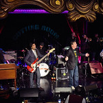Sun, 01/11/2015 - 10:47pm - Southside Johnny & the Asbury Jukes light up the Cutting Room for an audience of FUV Members. Hosted by Dennis Elsas. Photo by Gus Philippas.