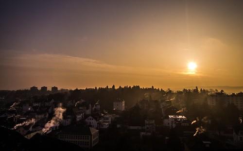 winter sun sunrise canon germany kit giessen sonnenaufgang 2014 giesen canon1100d