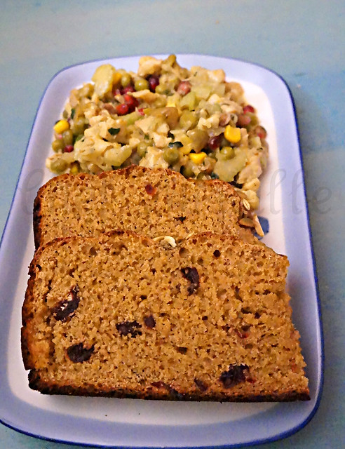 Cranberry Einkorn Bread -edit
