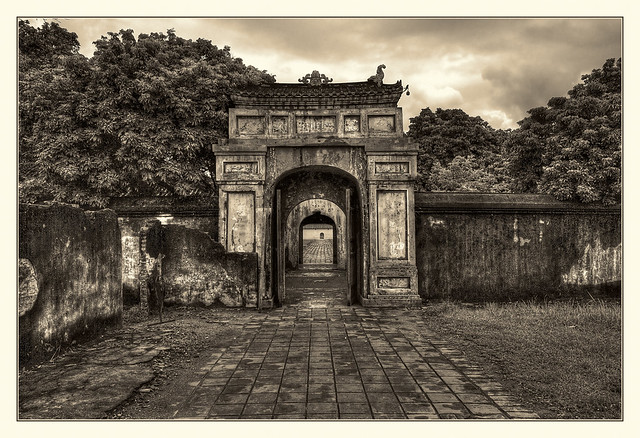 Huế VN - Imperial City 15