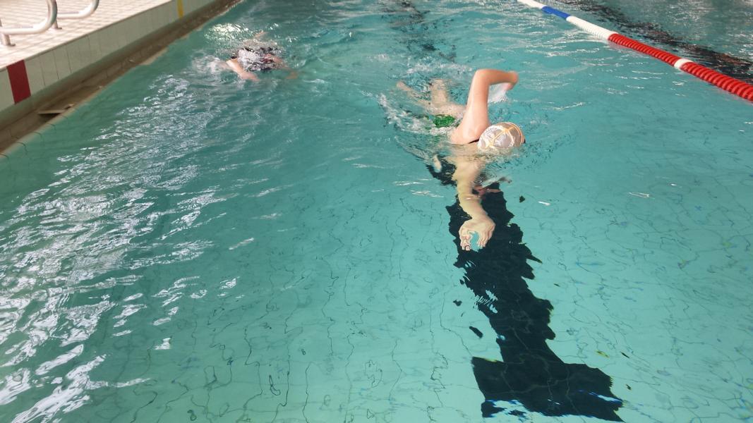 2015 1500m-Testschwimmen