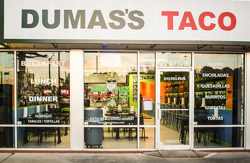 texas tomball dumasstacos possesive grammar rules z goodtacos sunset reflection window signs names wyojones np