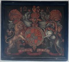 James II royal arms 1685