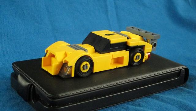 Arrow GTR
