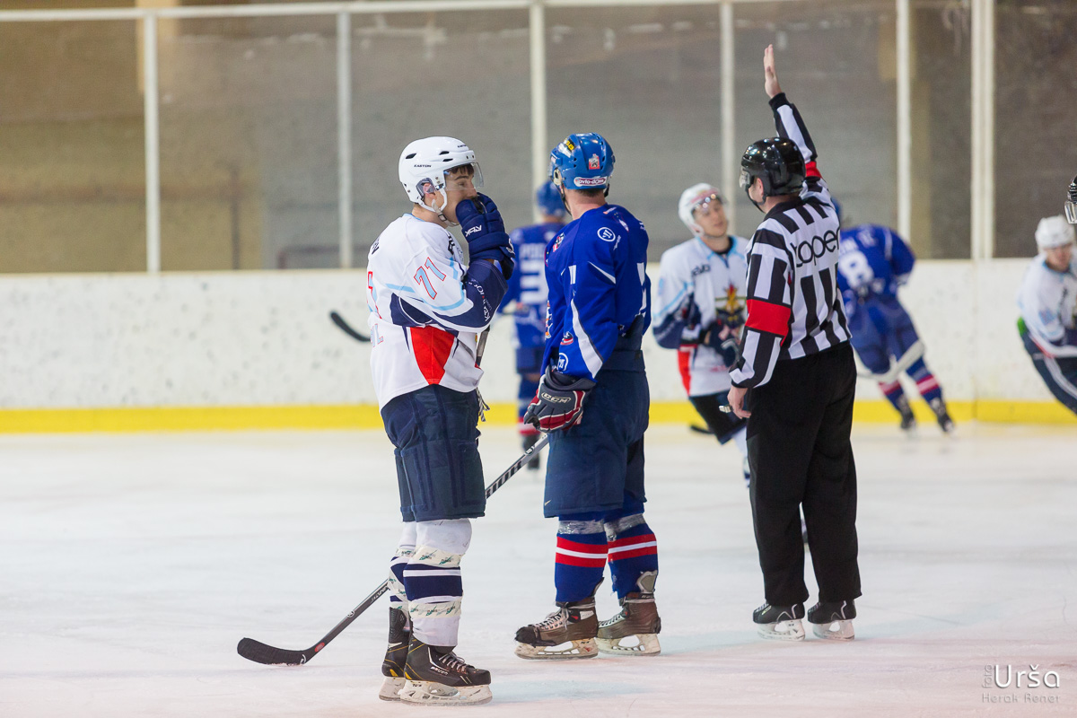 DP: HKMK Bled vs. KHL Zagreb