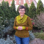 Aurelia Cowl by Hillary Smith Callis