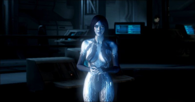 Halo 4 Cortana Www Oneangrygamer Net Oneangrygamer Net