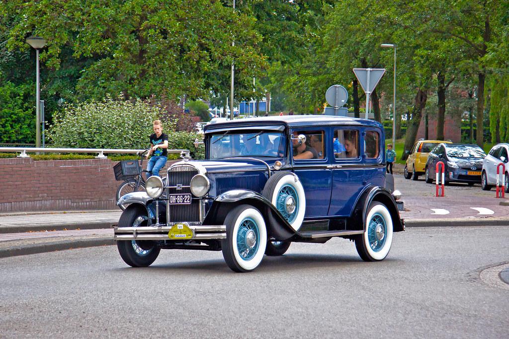 Buick 8-50 4-door Sedan 1931 (1408)