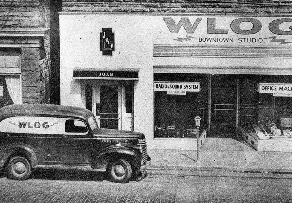 WLOG Radio Station | Logan, West Virginia | Jeff Miller | Flickr