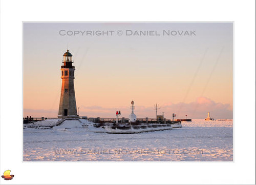 winter light sunlight lighthouse lake snow ny newyork ice home sunrise river landscape outdoors photography frozen photo office buffalo lakeerie waterfront wallart greatlakes erie homedecor walldecor buffaloriver etbtsy