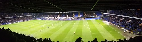 Ipswich Town v Middlesbrough, Portman Road, SkyBet Championship, Friday 4th December 2015   by CDay86