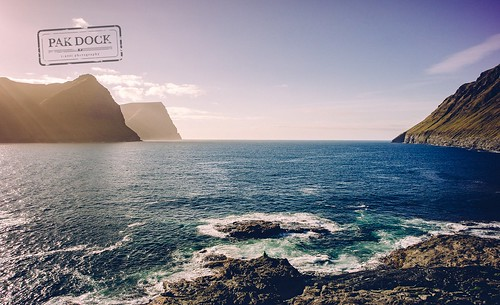 The man in front of Giants - Faroe Islands | by @PAkDocK / www.pakdock.com