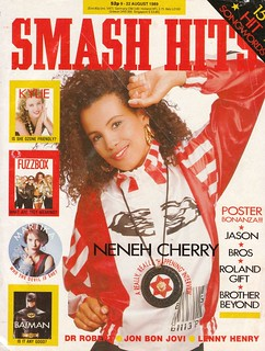 Smash Hits, August 09, 1989