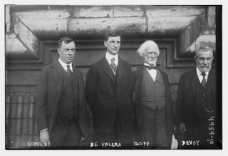 Cohalan, De Valera, Goff, Devoy (LOC)