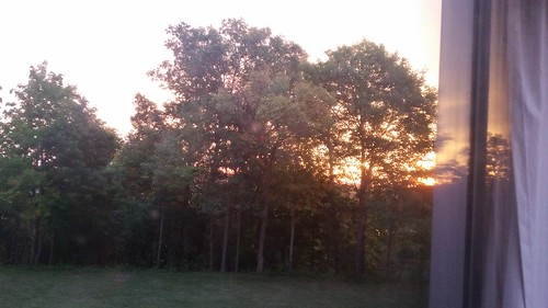 morning trees college sunrise colours syracuse breeze syracuseuniversity