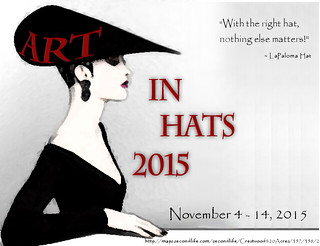 ART in HATS - HATS in ART | by Emma Portilo