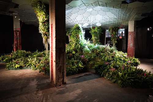 View of the Lowline Lab | by The Lowline