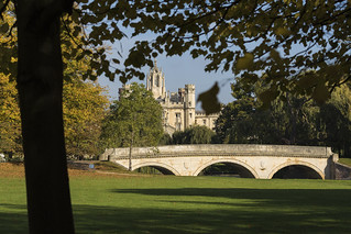St.John's College Autumn | by Scudamore's Punting Cambridge