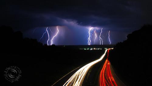 Multi-Strike Storm (6 image stack)