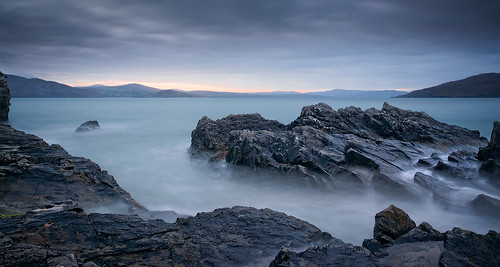 seascape mountains morning longexposure nikon d7100 lee leefilters portsalon donegal ireland nature coast