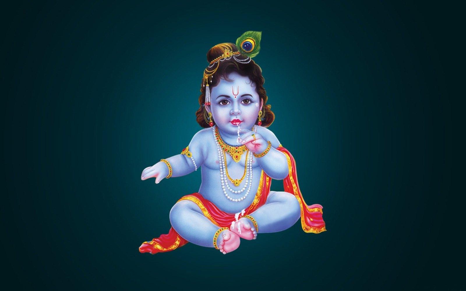 lord krishna wallpaper hd