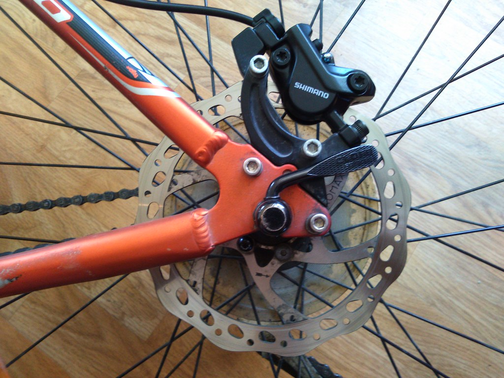 2010 trek 3900 brake upgrade Shimano Acera M39