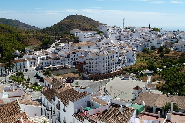Frigiliana Nerja Andalusia Spain