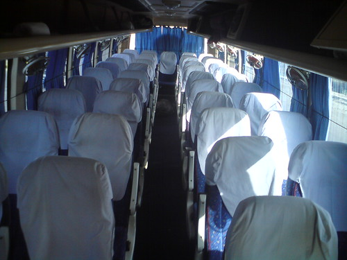 45 Seater bus interior | by flipckr2