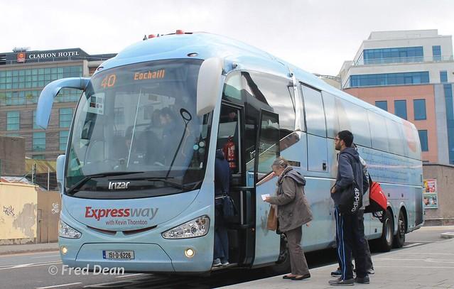 Bus Eireann SE21 (151D6226).