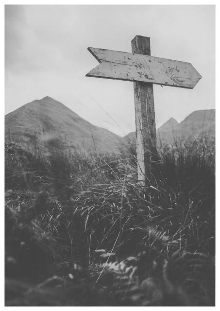 Direction, Glen Shiel