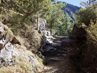 玉山前峰登山口 圖片來源Flickr