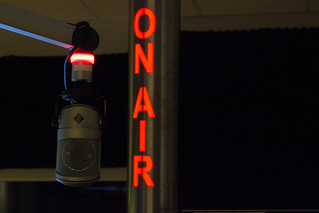 On Air | by Michael Claisse