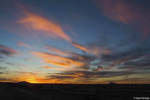 uploadedviaflickrqcom sunset clouds sky desert lordsburg newmexico canonrebelt4i unitedstates america usa