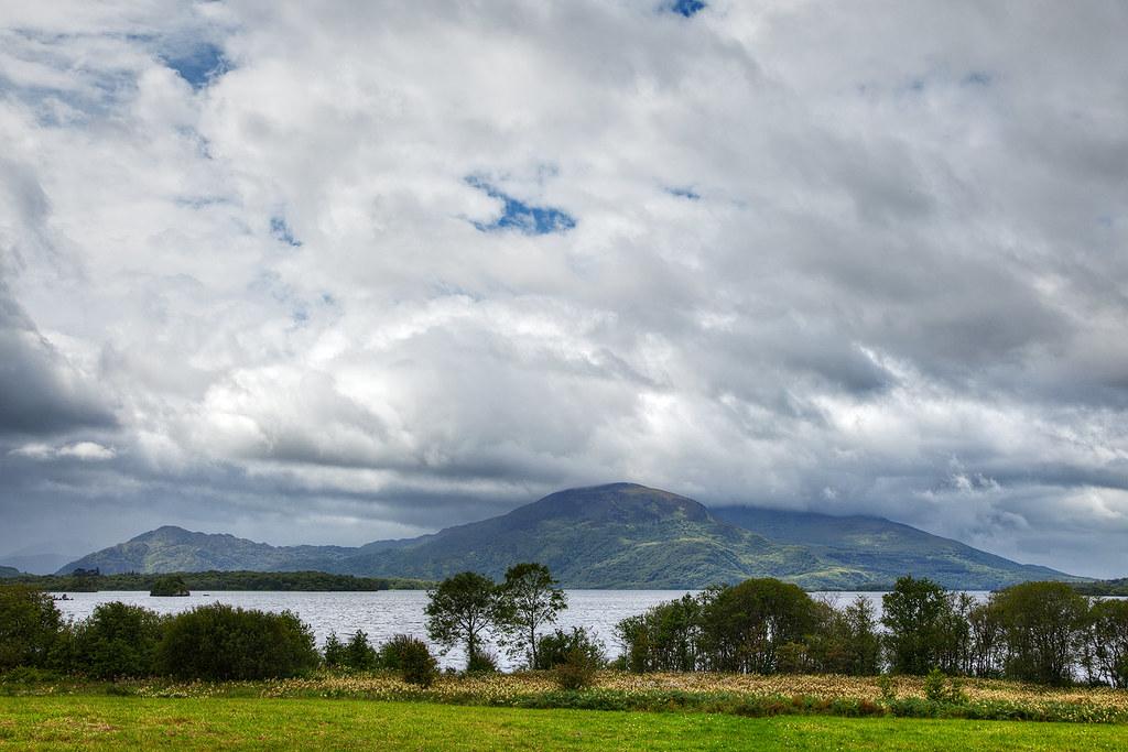 Cloudy Killarney Park