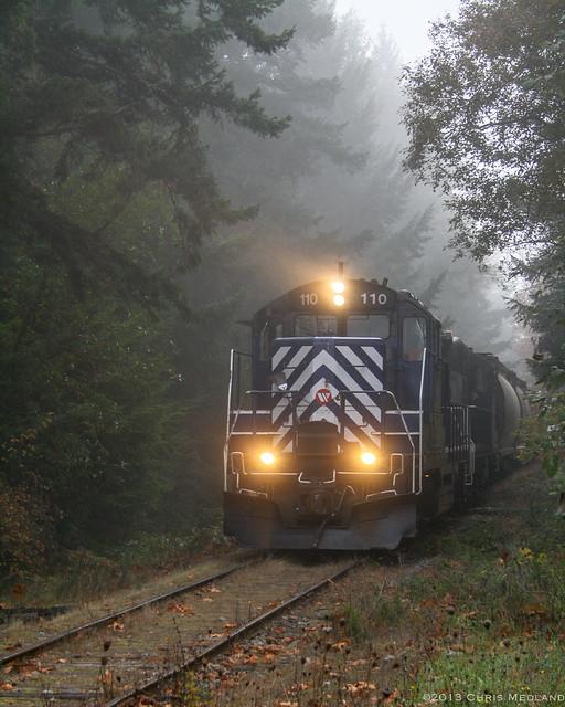 SRY 110 ~ Wellcox Spur